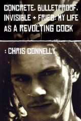 Concrete, Bulletproof, Invisible & Fried 1st edition cover