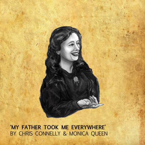 My Father Took Me Everywhere single cover
